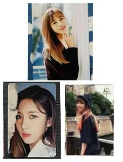 PO / WTS Dreamcatcher Yoohyeon Concert Photocards