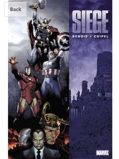 Looking for Marvel siege tpb