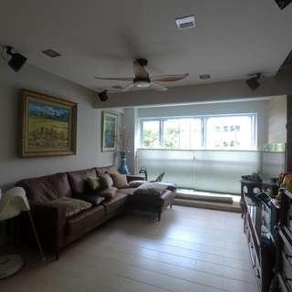 Beautifully Renovated Executive Apartment For Sale