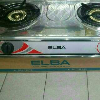 🚚 ELBA cooking hob