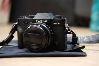 Fujifilm XT10 Bundle