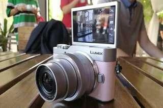 Panasonic Lumix GF-9K Mirrorless Pink
