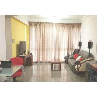 Super Spacious 2bedder for SALE! Great as investment or own stay!