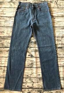 🚚 LEVIS 524 w30 牛仔褲  Levis #57 古著