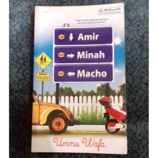 NOVEL Amir Minah Macho