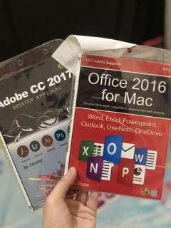 Adobe + Office For Mac Software