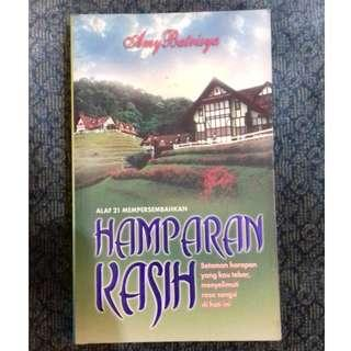 NOVEL Hamparan Kasih