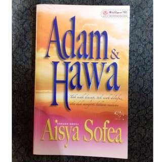 NOVEL Adam & Hawa