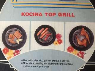 🚚 Top Grill or BBQ