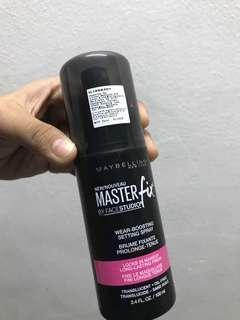 maybellin setting spray