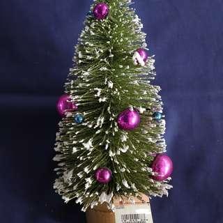 Dekorasi Mini Pohon Natal Takashimaya