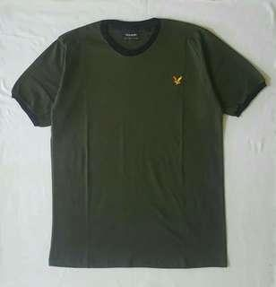 Kaos lyle and scott army green