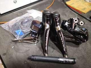 Dura ace Di2 9150 upgrade set