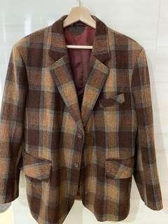 古著大衣 外套 西裝外套