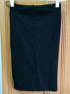 🚚 Pencil Skirt (MANGO BASIC)