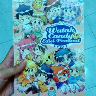 #STB50 Komik Candy Series Limited Collector Edition