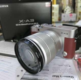 Kredit kamera fujifilm XA 3 proses cepat 3 menit aja
