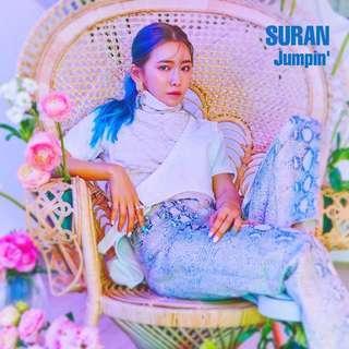 SURAN - Jumpin' (2nd EP)