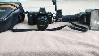 Kamera NIKON F 801