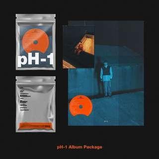 pH-1 - HALO (1st Album)