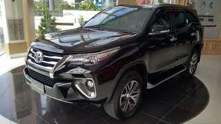 Toyota Fortuner vrz 4x2
