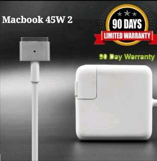 🚚 Macbook Air 45w Magsafe2 Charger
