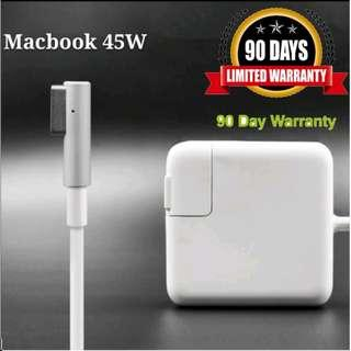 🚚 Macbook air Charger 45w Magsafe