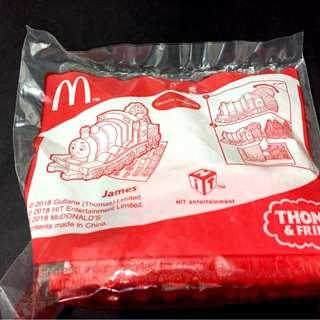 McDonald's Happy Meal - Thomas & Friends (Red)