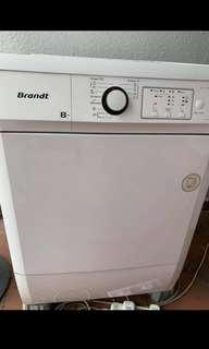 Brandt dryer