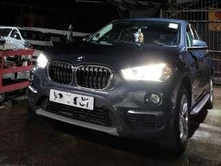 BMW X1 sDrive18D 2016