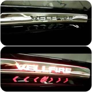 (PO) Alphard/Vellfire Tail-light Protector