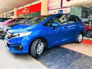 Honda Fit Petrol