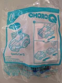 McDonald's Happy Meal toy Choro Q Sports Car Q