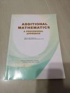 Additional mathematics guide book