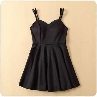 (Plus Size) Formal Little Black Dress