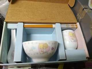 Precious moments tableware 餐具套裝