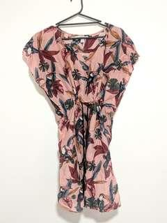 Country Road Toucan tropical dress RRP $99.99