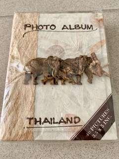 Handmade photo album from Thailand 泰國手制相簿