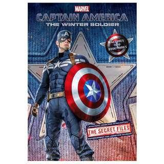 [Brand New - Paperback] Captain America The Winter Soldier: The Secret Files By: Tomas Palacios, Disney Book Group