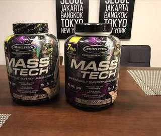 🚚 Mass Tech