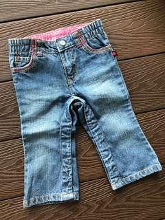 🚚 Carters denim pants