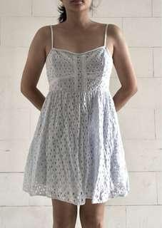 SALE!!!! REPRICED!!! H&M Lace Mini dress