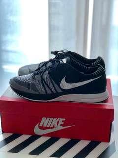 29050ef974e7f Nike Flyknit Trainer ( Black )
