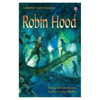[Brand New - Hardcover] Robin Hood (3.2 Young Reading Series Two (Blue)) By: Rob Lloyd Jones