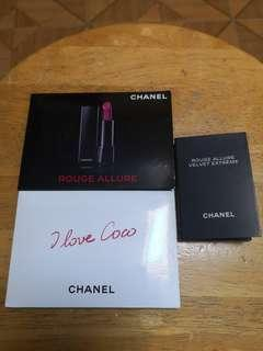 Chanel Lip sample