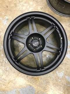"17"" Flow Forming Used rims 5x100"