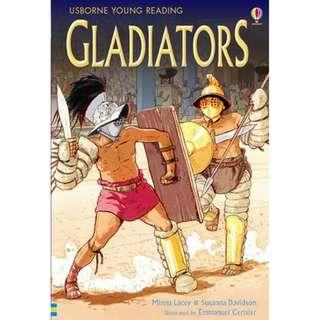 [Brand New - Hardcover] Gladiators Young Reading Series 3 By: Minna Lacey, Susan Meredith