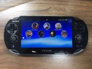 Modded PS Vita 1k OLED 3.65 Enso