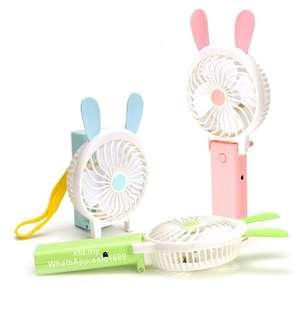 Rabbit ear fans