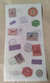 Washi Sticker Sheet E
